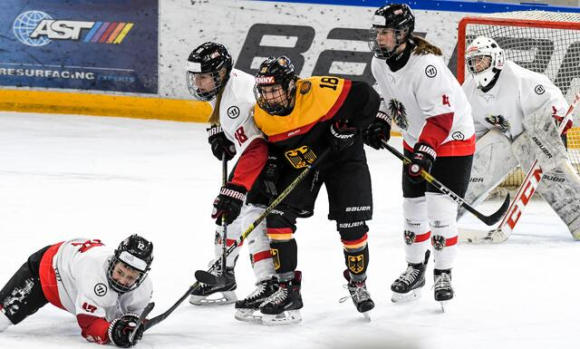 The German national ice hockey team lost their second Test match against Austria 2: 3 on Thursday.